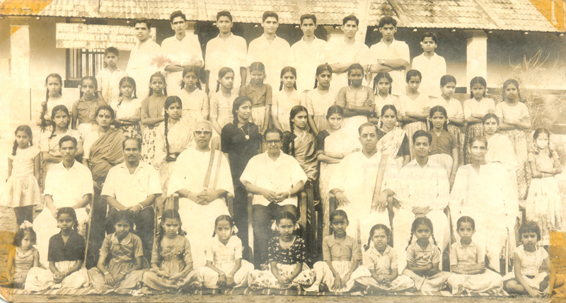 Old Students of Kanchana School