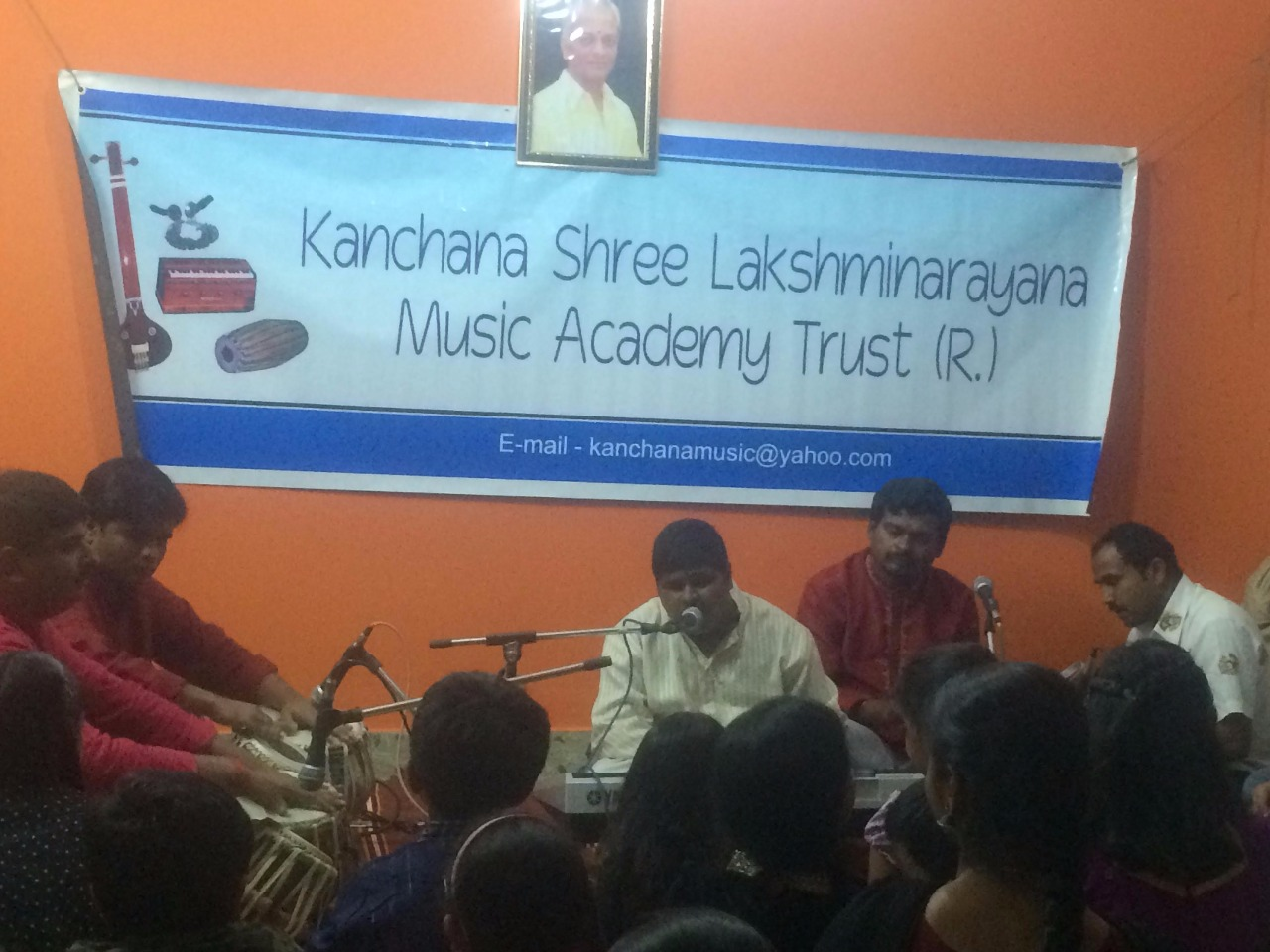 Chamber Concert by Maruthi Prasad - Vocal & Keyboard, Karthik Krishna - Tabla