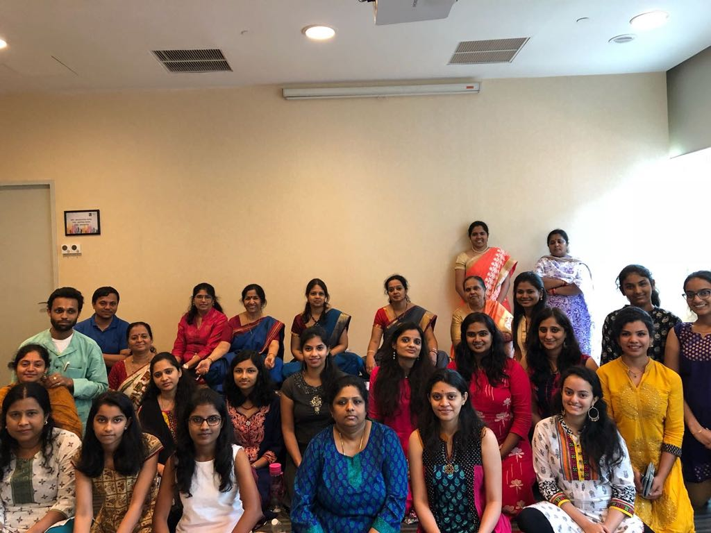 After the Workshop at Singapore Kannada Sangha